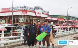 قرنطین در کوچههای کابل