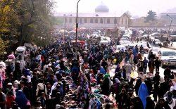 مکانهای پرخطر کابل برای شیوع ویروس کرونا