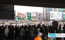 اولین روز قرنطین؛ گریز شهروندان کابل از این حکم