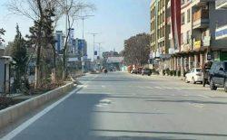 سومین روز قرنطین؛ خیابانهای شهر خالیست