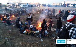 سرگردانی مهاجران افغانستانی در پی بازشدن مرزهای غربی ترکیه