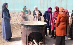 رسوم و آیینهای نوروز در افغانستان