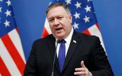 پومپئو: طالبان تعهده کرده اند که پس از آزادی زندانیان با دولت افغانستان وارد مذاکره شوند