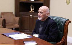 غنی: تا دو هفتهی آینده مواد خوراکی کافی از هند به افغانستان منتقل میشود