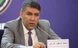 مسعود اندرابی: نیروهای پولیس در مسائل سیاسی بیطرف خواهند بود