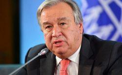 تفنگها را ساکت کنید؛ سازمان ملل در راستای مبارزه با کووید-۱۹ خواستار آتشبس جهانی شد