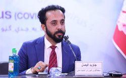 جاوید فیصل: گروه طالبان تا کنون ۱۰۵ نفر از نیروهای امنیتی را آزاد کرده است