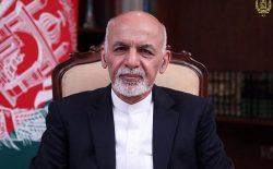 غنی: مردم افغانستان از بهانهتراشی برای ادامهی جنگ نفرت دارند