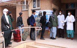 کرونا در افغانستان؛ شناسایی ۵۷ بیمار جدید و مرگ یک نفر در یک شبانهروز گذشته