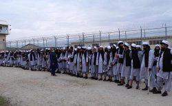 پنجمین گروه زندانیان طالب آزاد شدند