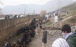 چهارصد نفر از معتادین مواد مخدر در کابل جمعآوری شدند