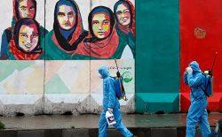 ویروس کرونا، افغانستان را به سوی یک بحران سیاسی میبرد
