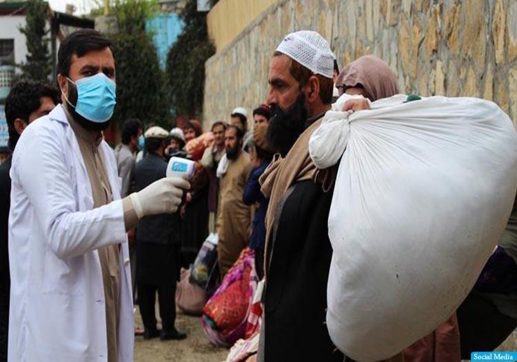شمار مبتلایان به ویروس کرونا در افغانستان به ۳۴۹۹۴ نفر رسید