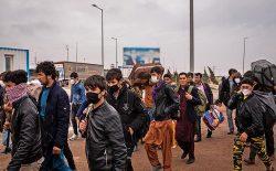 چالش کرونا و مهاجران افغان در ایران