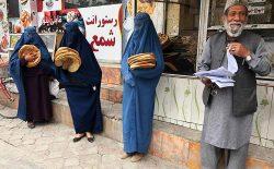 آغاز روند توزیع نان خشک برای ۲۵۰ هزار خانوادهی نیازمند در کابل