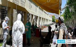 شمار مبتلایان به ویروس کرونا در افغانستان به ۲۴۶۹ نفر رسید