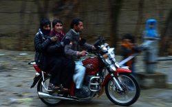 وزارت داخله: گشتوگذار با موترسایکل در شهر کابل منع میشود