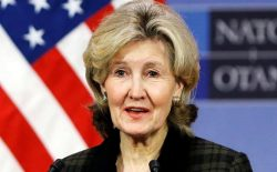 نماینده امریکا در ناتو: افغانستان دیگر به لانهی امن تروریستان تبدیل نمیشود