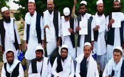 گروه طالبان: ۱۵ زندانی دولتی در ولایت جوزجان آزاد شدند