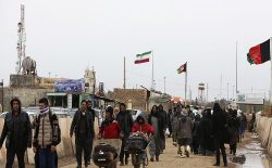 اخراج اجباری مهاجران افغانستانی از ایران ادامه دارد