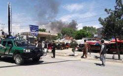 حملهی مهاجمان مسلح بر کلینیک ۱۰۰ بستر در غرب کابل