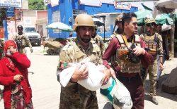 در حمله بر شفاخانهی صدبستر دشتبرچی تا کنون چهار غیرنظامی جان باخته اند