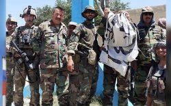 کشته شدن فرماندهی کلیدی طالبان با ۹ تن از افرادش در جوزجان