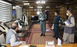مبتلا شدن شش زندانی به ویروس کرونا در زندان مرکزی ولایت ننگرهار