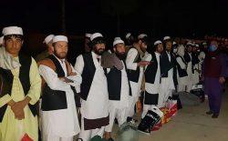 حکومت هشتمین گروه زندانیان طالب را آزاد کرد