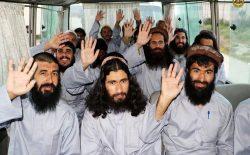 شمار زندانیان آزادشدهی طالب به یک هزار نفر رسید