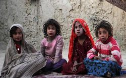حدود ۷.۳ میلیون کودک در افغانستان با خطر گرسنگی مواجه اند