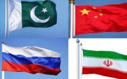 نمایندگان ایران، پاکستان، چین و روسیه خواهان آغاز گفتوگوهای بینالافغانی شدند