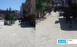 پولیس کابل، برای ۴۰۰ افغانی قرنتین را شکست
