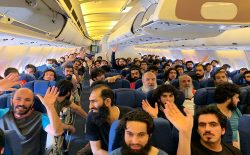 وزارت خارجه: ۲۲۴ نفر از شهروندان افغان از زندانهای عربستان سعودی آزاد شدند
