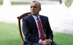 امرالله صالح: نیمی از اعضای خانواده و کارمندان دفترم به ویروس کرونا مبتلا شدهاند