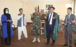 یک کندک و پنج تولی ارتش در ولایت دایکندی ایجاد میشود