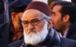 آخرین شاعر عارف افغانستان؛ رفت از خویش، کف خاک را بوسید