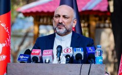 حنیف اتمر فردا به ایران میرود