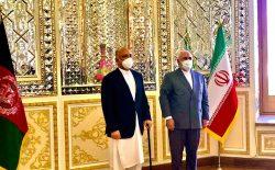 حنیف اتمر با جواد ظریف دیدار و گفتوگو کرد