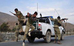کشته شدن ۶ سرباز پولیس محلی در ولایت بلخ