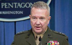 جنرال مکنزی: تا تطبیق کامل توافقنامهی قطر نیروهای امریکایی از افغانستان خارج نشوند