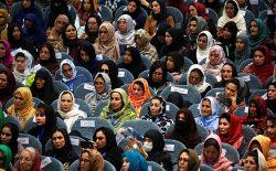 کمبودن زنان در فضای عمومی