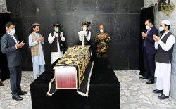 رییسجمهور غنی هیأتی را برای بررسی حمله بر مسجد وزیر محمداکبر خان تعیین کرد