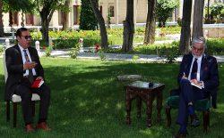 عبدالله عبدالله: گفتوگوهای بینالافغانی به زودی آغاز میشود