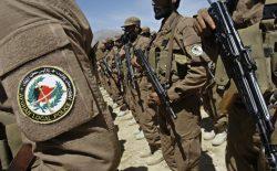 چهار سرباز پولیس محلی در ولایت لوگر جان باختند