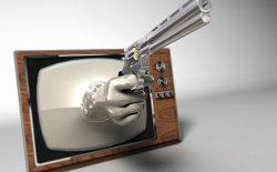 تلویزیون و نقش آن در ترویج خشونت