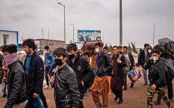 صدها مهاجر افغان در ایران، ترکیه، یونان و پاکستان به ویروس کرونا مبتلا شده اند