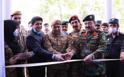 فرماندهی قوتهای مشترک در کابل به فعالیت آغاز کرد