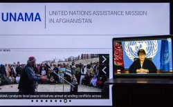نمایندهی سازمان ملل به آغاز مذاکرات میانافغانی در هفتههای بعد ابراز خوشبینی کرد