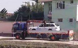 رویداد ترافیکی در بغلان دو کشته به جا گذاشت